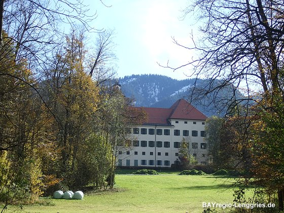 Schule in Lenggries